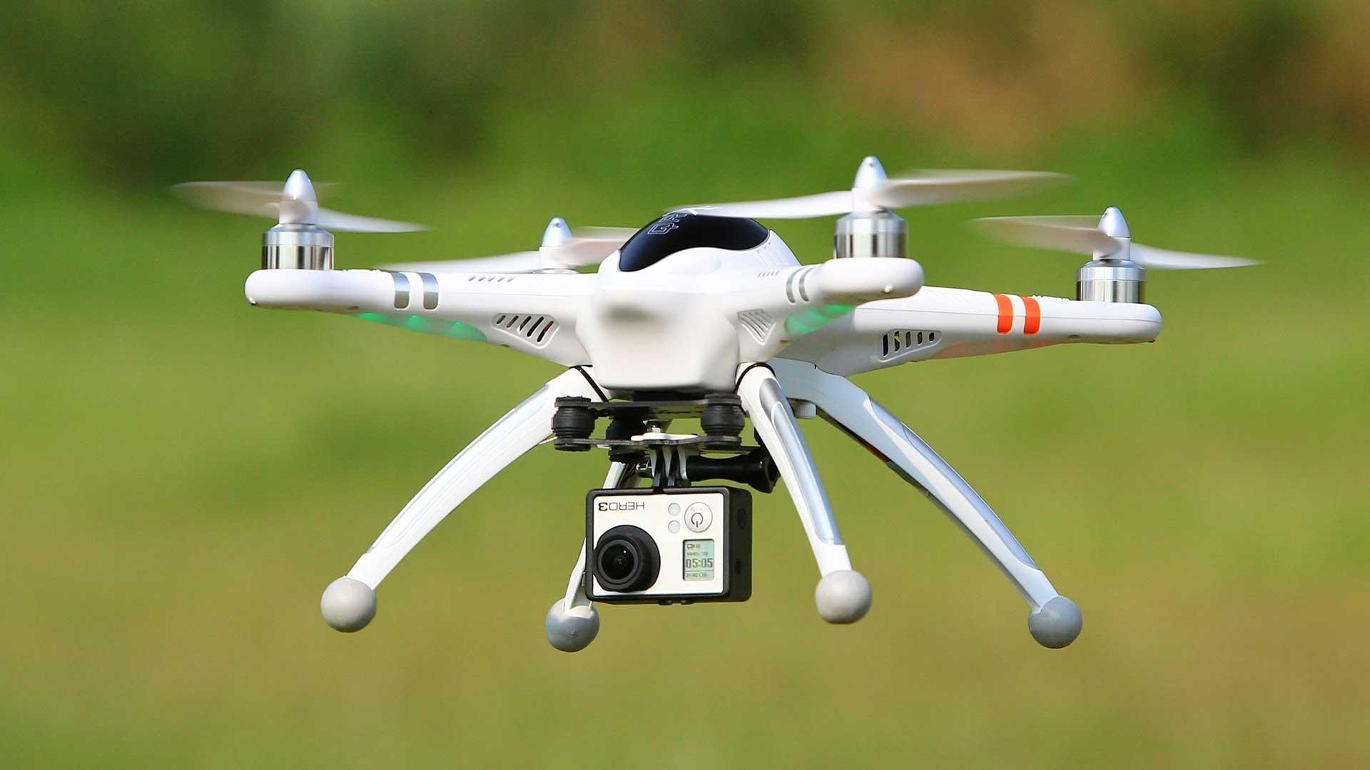 V prihodnosti bodo droni reševali življenja.