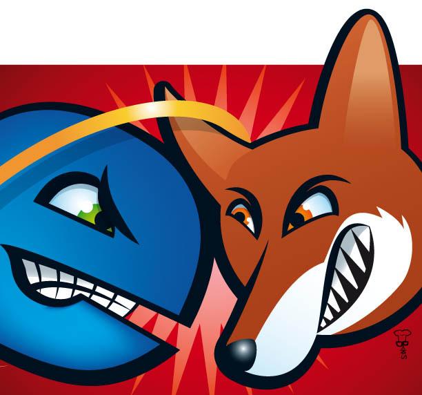 Internet Explorer VS Mozilla FireFox